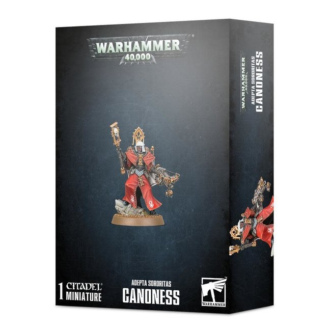 40k Canoness