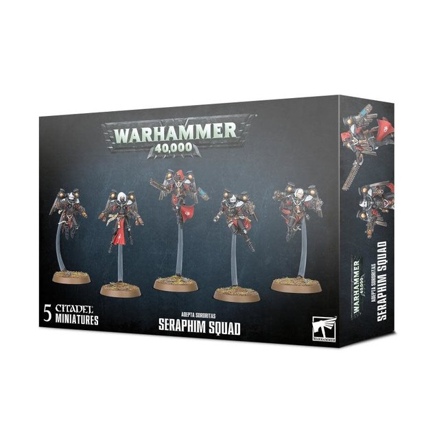 40k Seraphim Squad