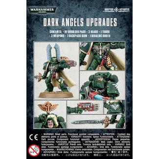 Warhammer 40,000 40k Dark Angels Upgrades