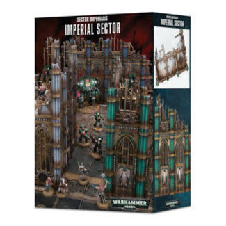 Warhammer 40,000 40k Imperial Sector