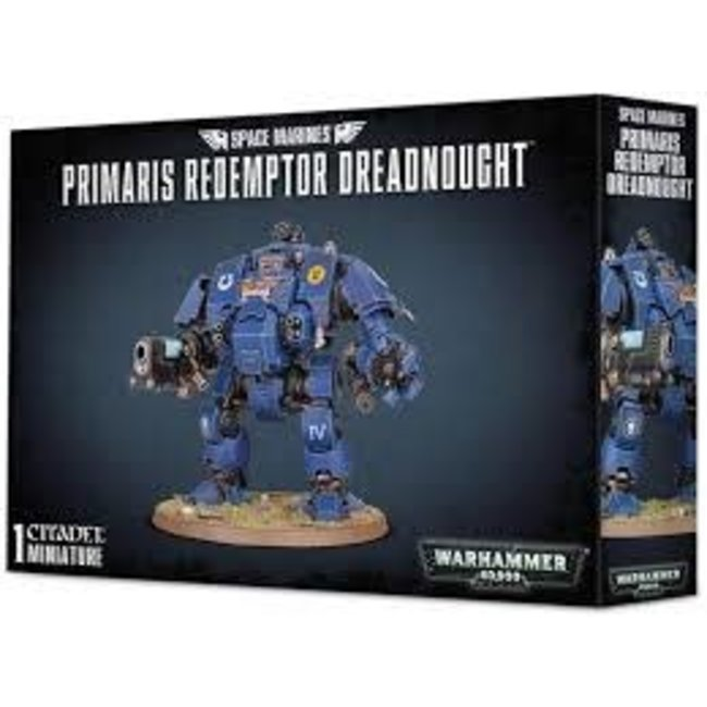 40k Primaris Redemptor Dreadnought
