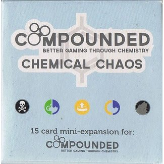Greater Than Games Compounded: Chemical Chaos