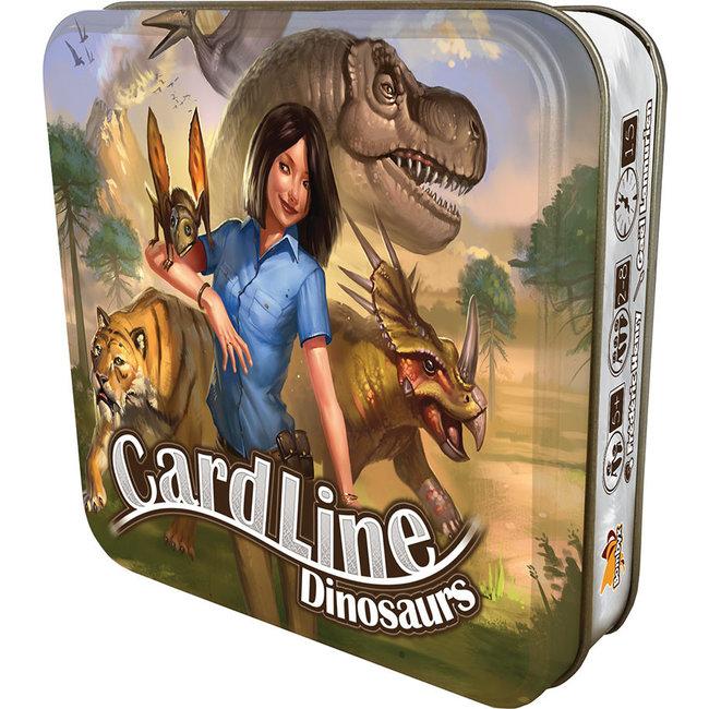 Bombyx Cardline Dinosaurs
