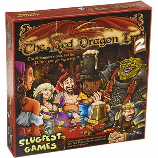 Slugfest Games Red Dragon Inn: 2