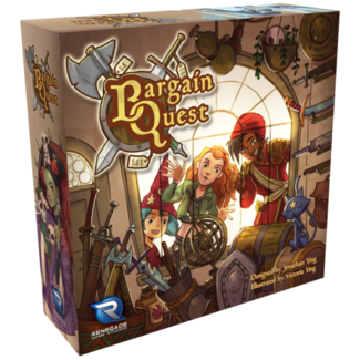 Renegade Game Studios Bargain Quest