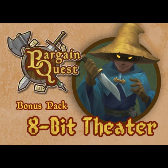 Bargain Quest Bonus Pack 8-bit Theater