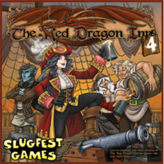 Slugfest Games Red Dragon Inn: 4