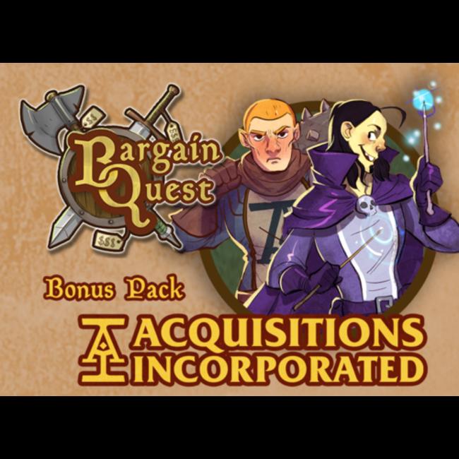 Bargain Quest Bonus Pack Acquistions Inc