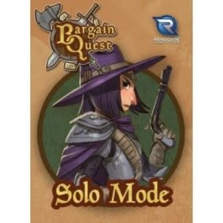 Renegade Game Studios Bargain Quest Solo Mode Expansion