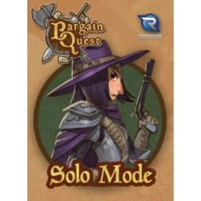 Bargain Quest Solo Mode Expansion