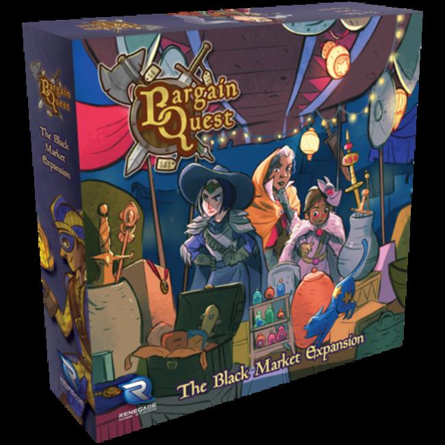 Renegade Game Studios Bargain Quest: Black Market Expansion