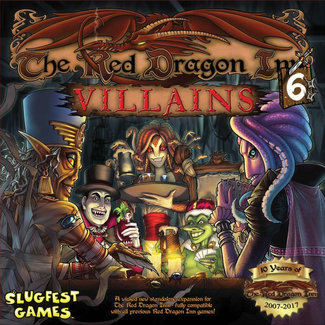 Slugfest Games Red Dragon Inn: 6 Villains