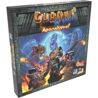 Renegade Game Studios Clank! In Space! Apocalypse!
