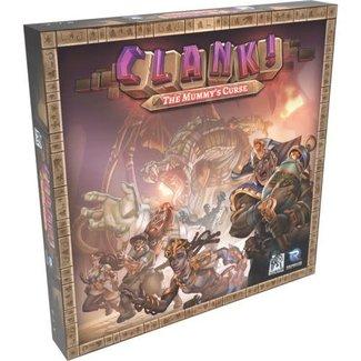 Renegade Game Studios Clank! The Mummy's Curse