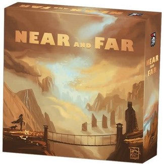 Red Raven Games Near and Far