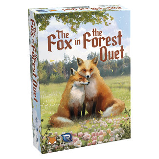 Renegade Game Studios Fox in the Forest: Duet