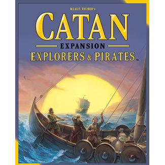 Catan Studio Catan: Explorers & Pirates Expansion