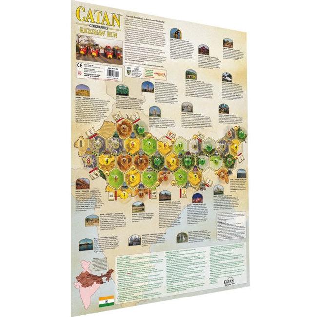 Catan Studios Catan Geographies: Rickshaw Run