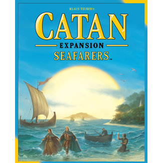 Catan Studios Catan: Seafarers (2015) Expansion