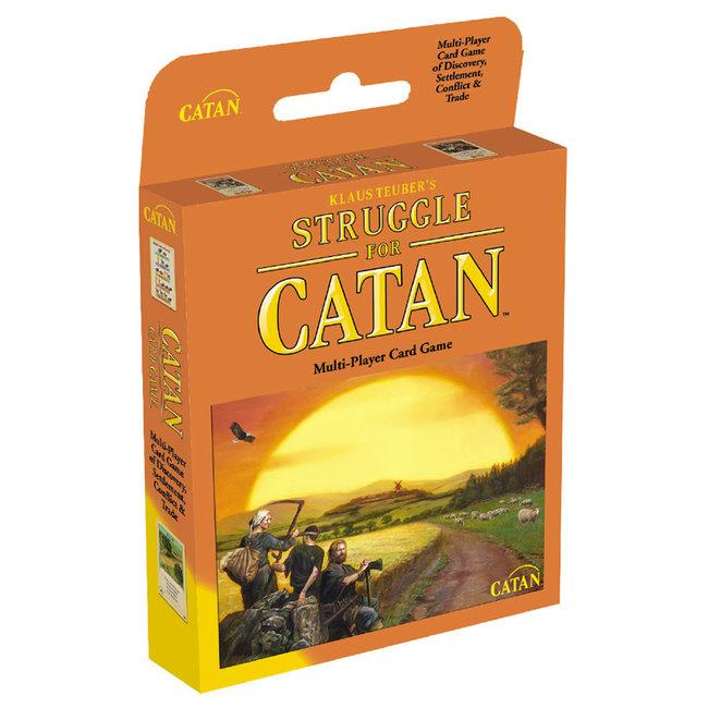Catan Studios Struggle for Catan Card Game