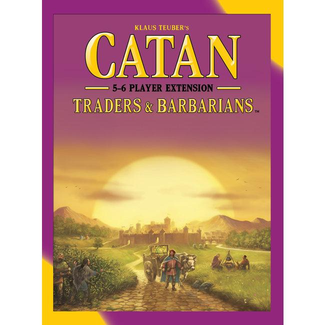 Catan Studios Catan: Traders & Barbarians – 5-6 Player Extension (2015)