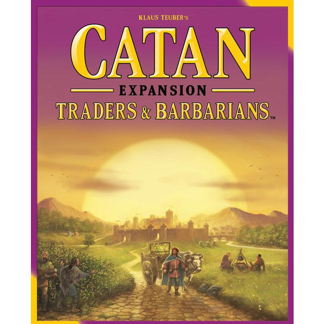 Catan Studio Catan: Traders & Barbarians Expansion