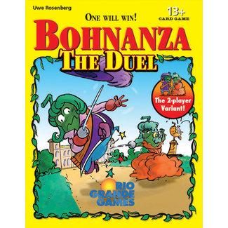 Rio Grande Games Bohnanza Duels