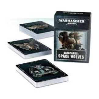 Warhammer 40,000 40k Space Wolves Datacards