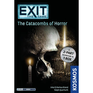 Kosmos Games EXIT: The Catacombs of Horror