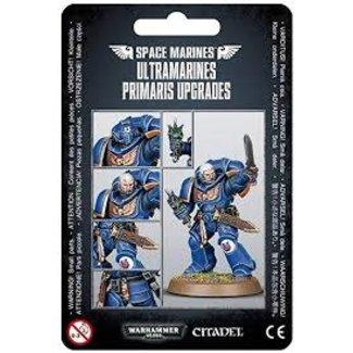 Warhammer 40,000 40k Ultramarines Primaris Upgrades