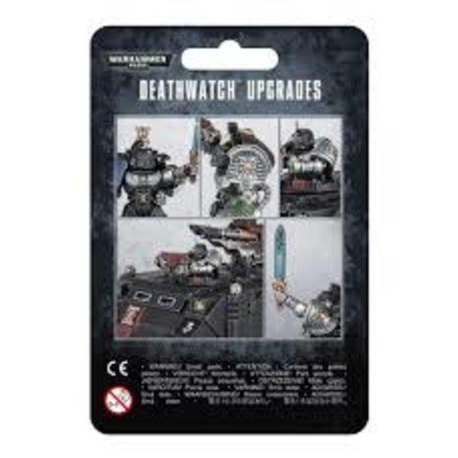 40k Deathwatch Upgrades