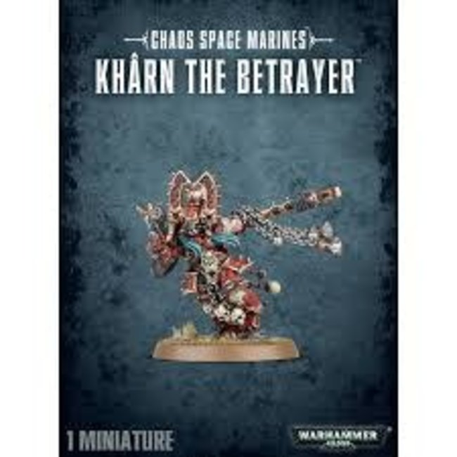 40k Kharn the Betrayer