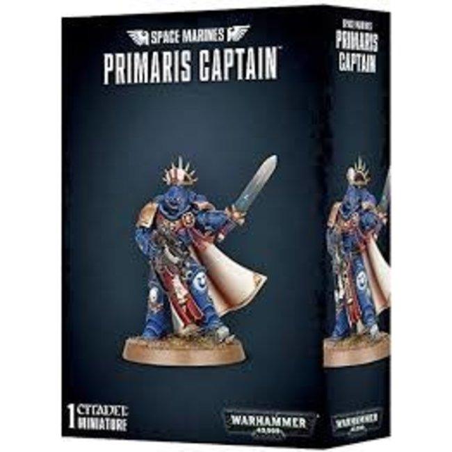 40k Primaris Captain