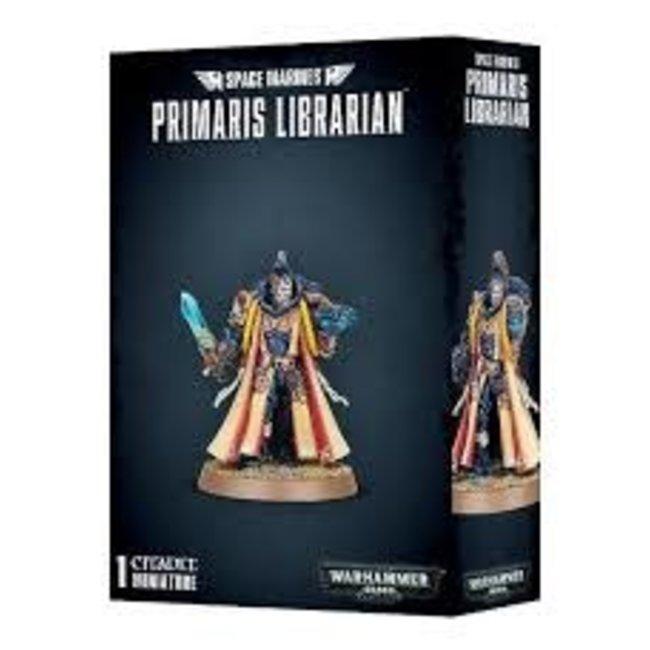 40k Primaris Librarian