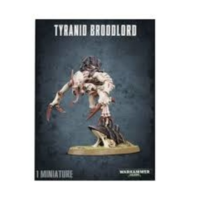 40k Tyranid Broodlord