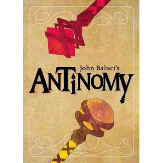 Button Shy Antimony