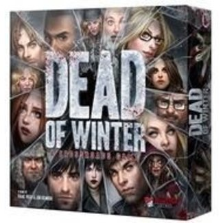 Fantasy Flight Games Dead of Winter: A Crossroads Game