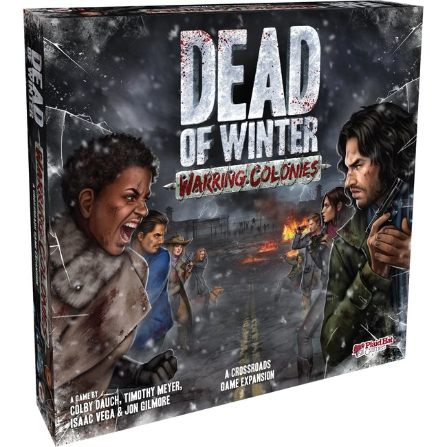 Fantasy Flight Games Dead of Winter: Warring Colonies Expansion