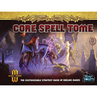 Arcane Wonders Mage Wars Core Spell Tome 1
