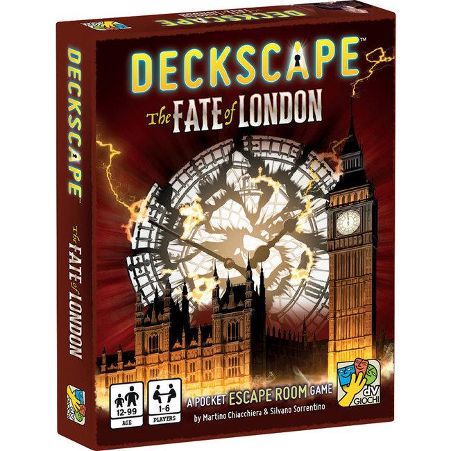 Deckscape: The Fate of London