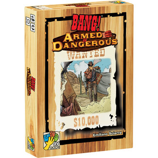 DV GIOCHI Bang! Armed and Dangerous
