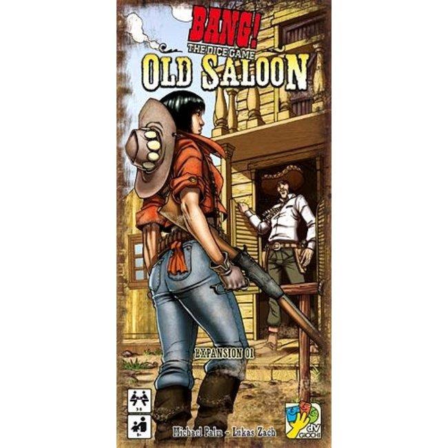 Bang! Dice Game: Old Saloon