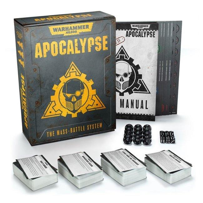 40k Apocalypse Rules