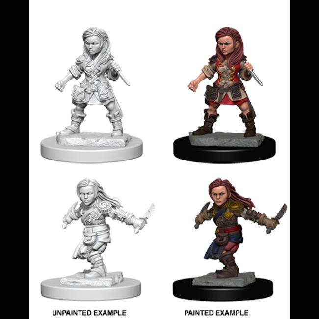 Halfling Rogue Female Cape Fear Games I've rolled a halfling rogue. wizkids halfling rogue female