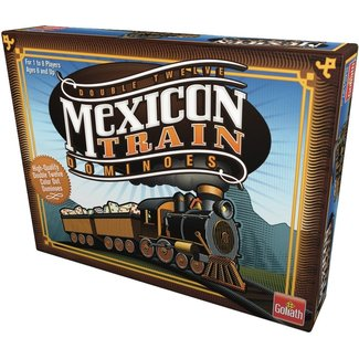 Goliath Mexican Train Dominoes