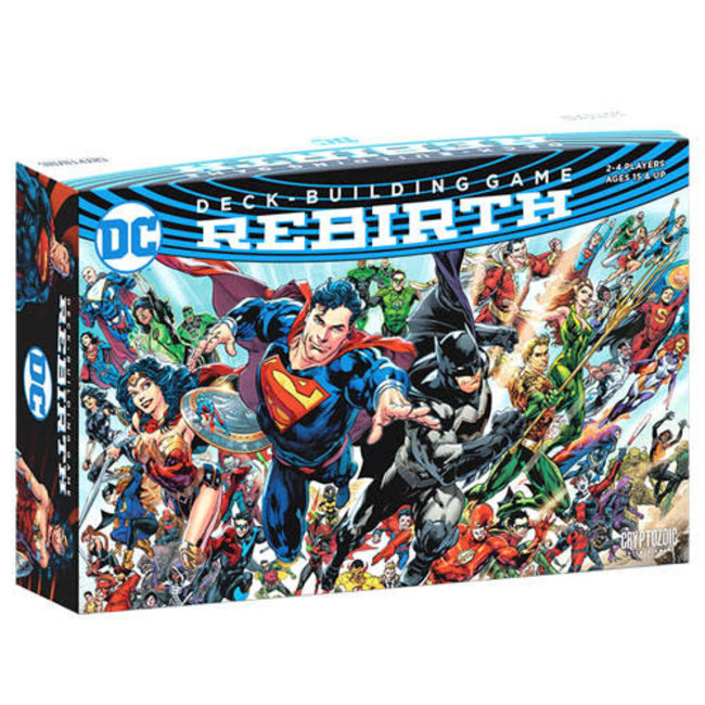 Cryptozoic Entertainment DC Comics DBG: Rebirth