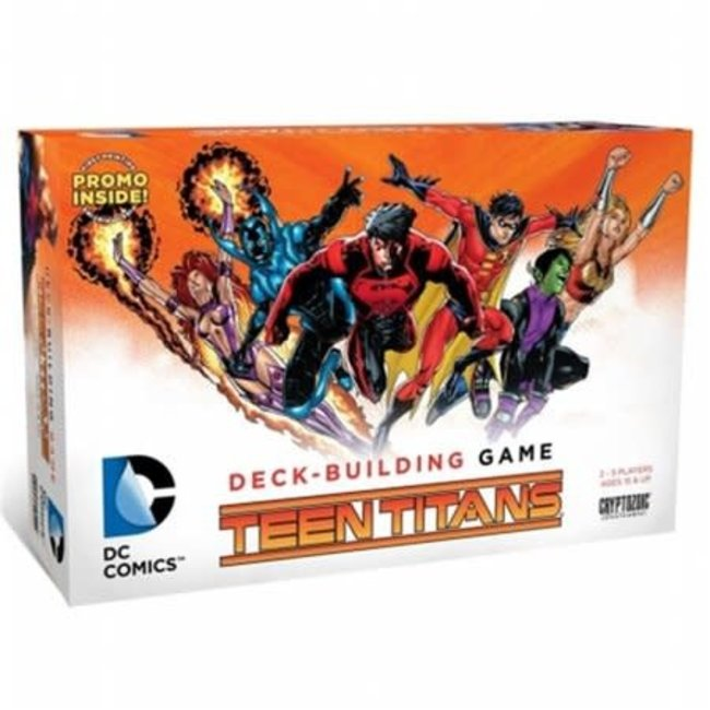 DC Comics DBG: Teen Titans (stand alone or expansion)