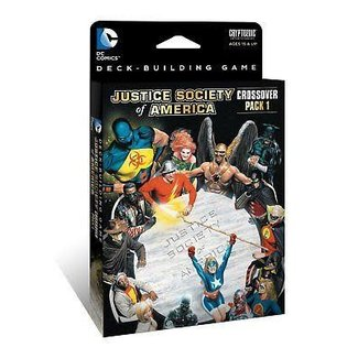 Cryptozoic Entertainment DC Deck-Building Game: Crossover #1 JSA