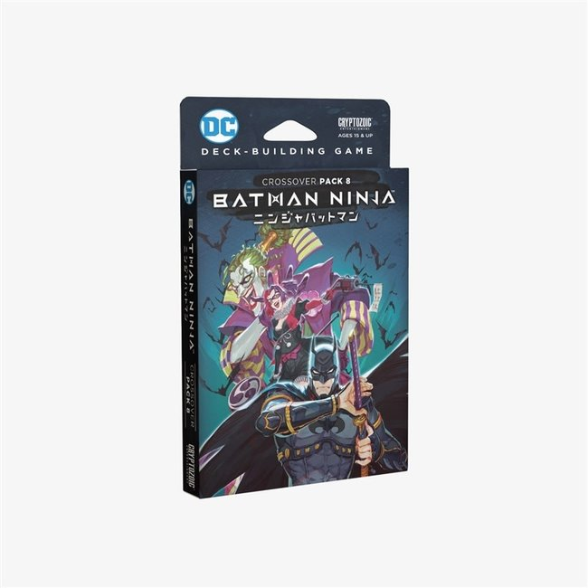 Cryptozoic Entertainment DC Deck-Building Game: Crossover #8 Batman Ninja
