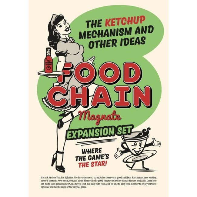 Food Chain Magnate Expansion